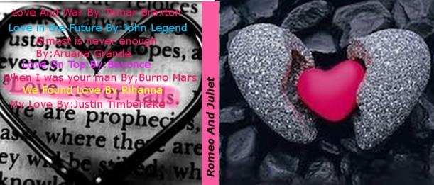 romeo and juilet  Diamondcover